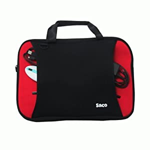 Saco Shock Proof Slim Laptop Bag for Acer Aspire E E1 572G Notebook   15.6 inch available at Amazon for Rs.900