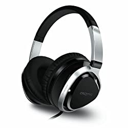 Creative Aurvana Live 2 Headphones with Mic (Black)