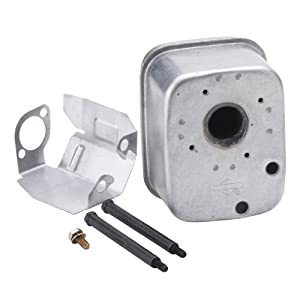 Briggs & Stratton 494222 Super Lo-Tone Muffler For 7 and 8 HP Horizontal and Vertical Engine by Magneto Power