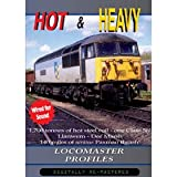 Hot & Heavy-56032 on the Llanwern-Dee Marsh steel coils - DVD - Locomaster Profiles