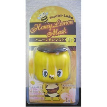フエキラボ ハニーレモンマスク