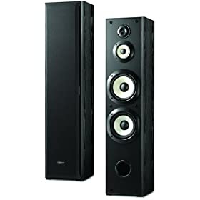 "Sony SS-F6000 Floor-Standing 4-Way Speakers with 6.5"" Woofer (Pair)"