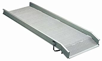 "Magline VR29082 Aluminum Walk Ramp, 99"" Length x 29"" Width"