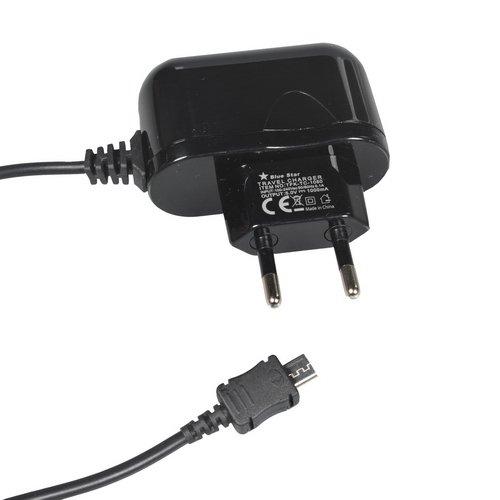 Netzladegerät Reiseladegerät Ladegerät für Sony Ericsson MK16 / MK16i