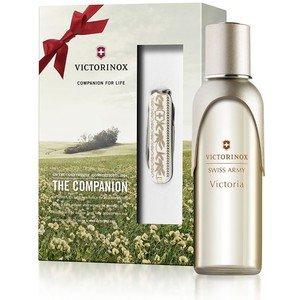 Amazon Com Victorinox Swiss Army Victoria Fragrance Gift