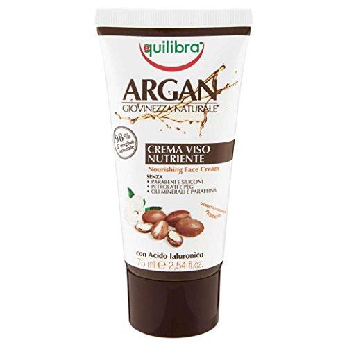 Equilibra Argan Crema Viso Nutriente - 1 Prodotto