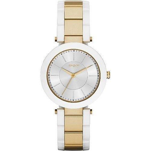 Reloj Dkny Donna Karan Stanhope Ny2289 Mujer Plateado
