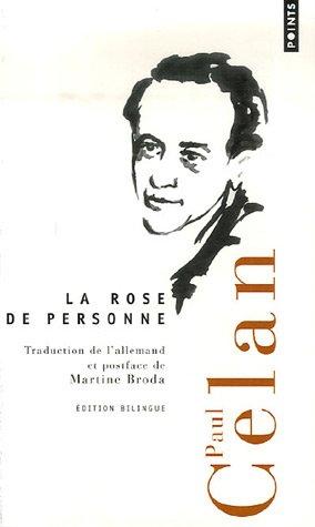 La Rose de personne : Edition bilingue français-allemand