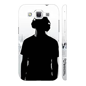 Samsung Galaxy Win I8552 LIVE THE MUSIC designer mobile hard shell case by Enthopia