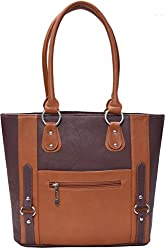Utsukushii Women's Handbag(Brown)
