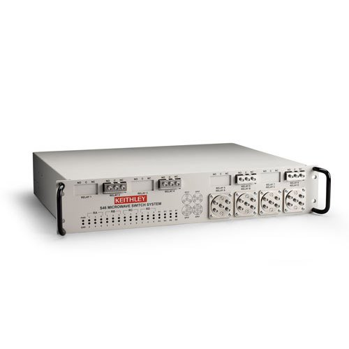 Keithley S46 System 46 Rf/Microwave Switch System, 32 Channel, Unterminated