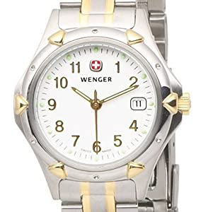 Amazon Com Womens Wenger Standard Issue Stainless Steel