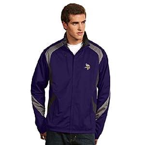 Minnesota Vikings Tempest Jacket (Team Color) by Antigua