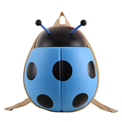 [Hanshu Ladybird Kids Backpack For Toddlers - Girl's and Boy's Gift, Toy Storage] (Hobo Costume For Toddler)