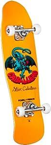 Buy Powell-Peralta Mini Cab Dragon II Complete Skateboard (Yellow) by Powell-Peralta