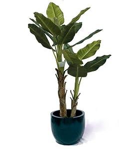 Artificial banana plant artificial plants artificial for Artificial plants for interior decoration