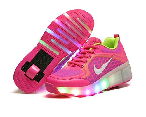 girls-boys-led-wheel-roller-shoes-retractable-roller-skate-shoes-kids-sneakers