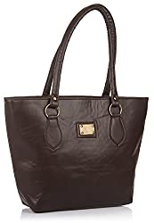 Utsukushii Women's Handbag(Brown,Bg386G)