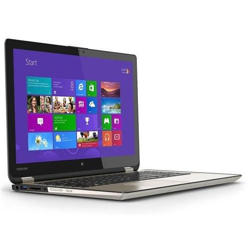 Toshiba Satellite Radius P55W-B5112, Intel Core i7-5500U, 15.6″ Full HD Touchscreen Laptop PC