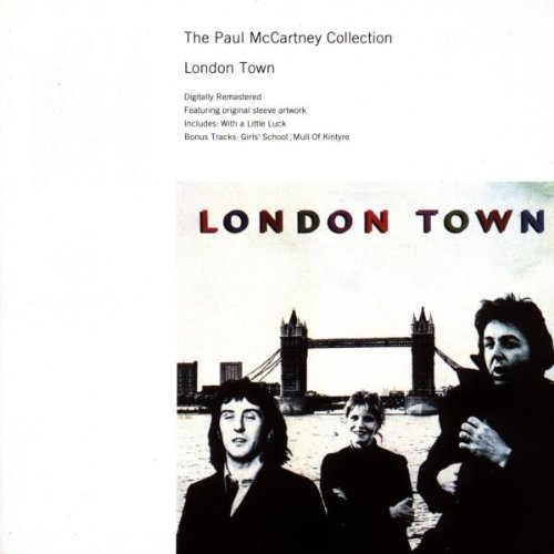 Wings-London Town-REMASTERED-CD-FLAC-1993-FiXIE Download