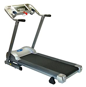 Phoenix 98836 Easy Up Motorized Treadmill (Silver/Black) from Phoenix