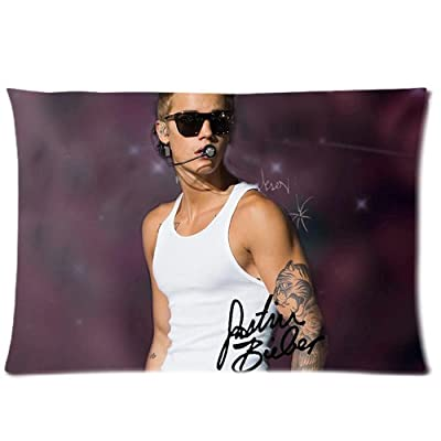 Famous Coolest Pillowcase Zippered Pillow Case 20x30 Standard (Twin sides)