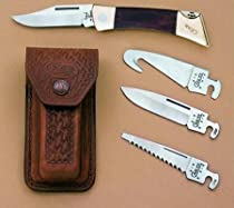 Case Knives 6005 XX Changer Lockback Knife with Rosewood Handles & Gift Tin