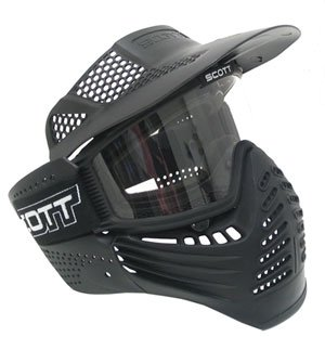 Scott Vectra Airsoft/Paintball Full Goggle Mask