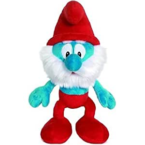 """Smurfs 12"""" Papa Smurf Plush Doll"""