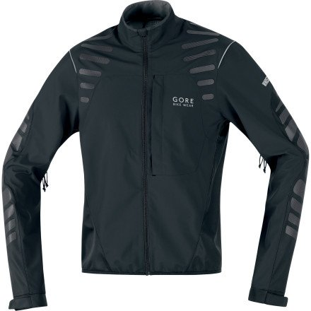 Gore Bike Wear Fusion AS Cross Jacket - Men's Black, XXL