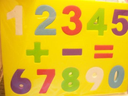 Kingsbridge Foam Puzzle ~ Numbers & Equations - 1