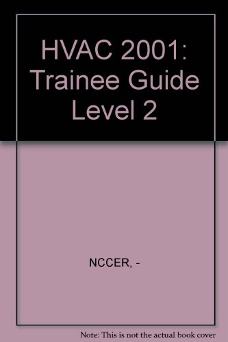 HVAC Level Two: Trainee Guide (Nccer Hvac Level 1 compare prices)