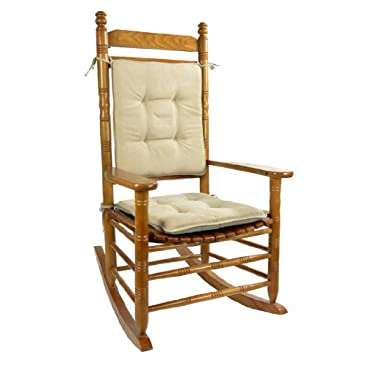 Rocking Chair Cushion Set - Stone : Cushions & Pillows