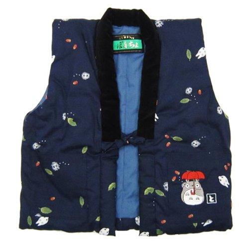 Pretty round, and my Neighbor Totoro-wind sound waistcoat (children's) 560567