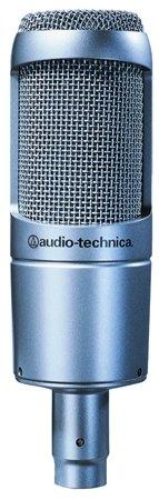 Audio-Technica AT2035 Large Diaphragm Studio