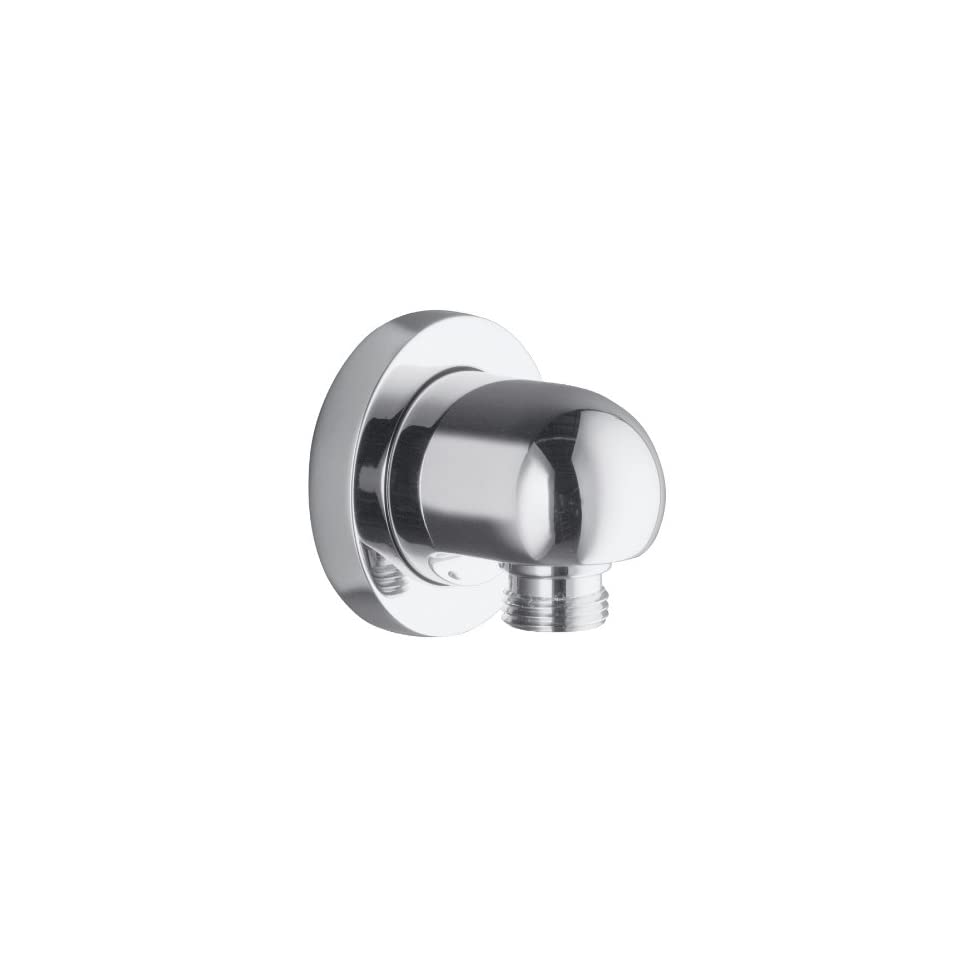 Polished Chrome Wall Mount Supply Elbow 976 CP