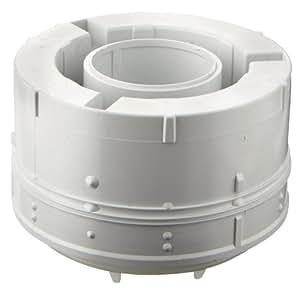 GROHE Mécanisme de Chasse Piston d'Évacuation Complet 43544000 (Import Allemagne)