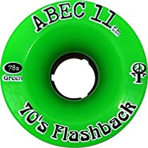Abec 11 Flashbacks 70mm 78a Longboard Wheels (Set Of 4)