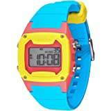 Freestyle Unisex 101810 Shark Classic Digital Yellow Pink Case Watch