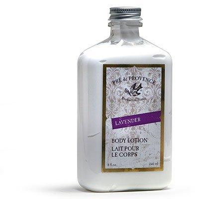 Pre De Provence Body Lotion Lait Pour Le Corps 8 Fl.Oz. - Lavender