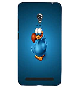 ASUS ZENFONE 6 A601CG DUCK Back Cover by PRINTSWAG