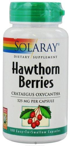 Hawthorn dietary supplement
