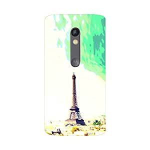 Phone Candy Designer Back Cover with direct 3D sublimation printing for Motorola Moto X Play