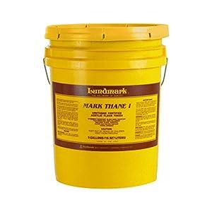 Lundmark Wax 3293G05 MARK THANE I Urethane Fortified Acrylic Floor Finish