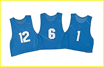 Champion Sports Youth Numbered Practice Vest