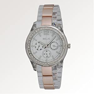 relic s pink starla watches