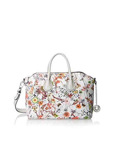Charles Jourdan Women's Willow Satchel, Floral