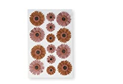 Martha Stewart Crafts Stickers, Dimensional Pink and Red Gerbera Daisy