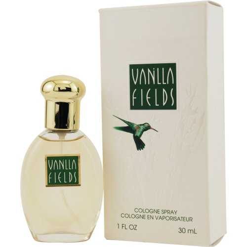 Coty Vanilla Fields Cologne Spray for Women, 1 Ounce