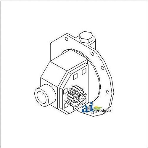Tisco D0Nn600F Replacement Part For Ford Tractors 4000 Hydraulic Pump. Part N...